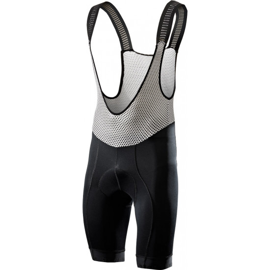 Water repellent bib short