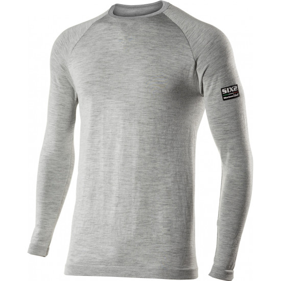 Merino Wool long-sleeve jersey