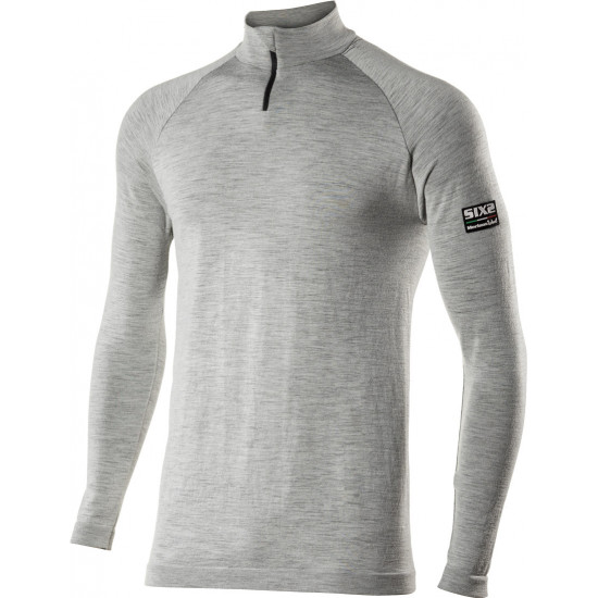 Merino Wool long-sleeve...