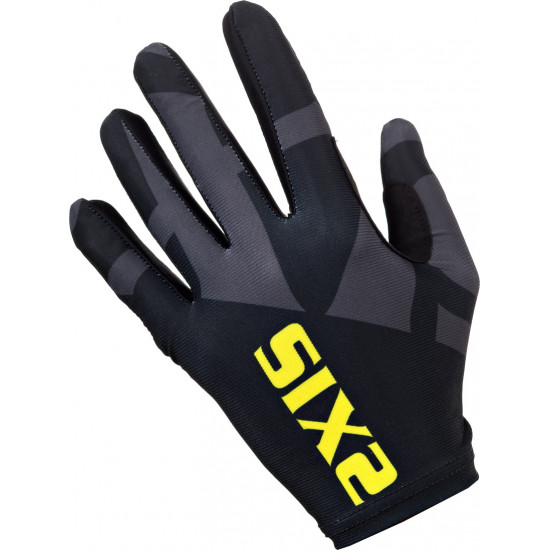 Full-finger summer gloves